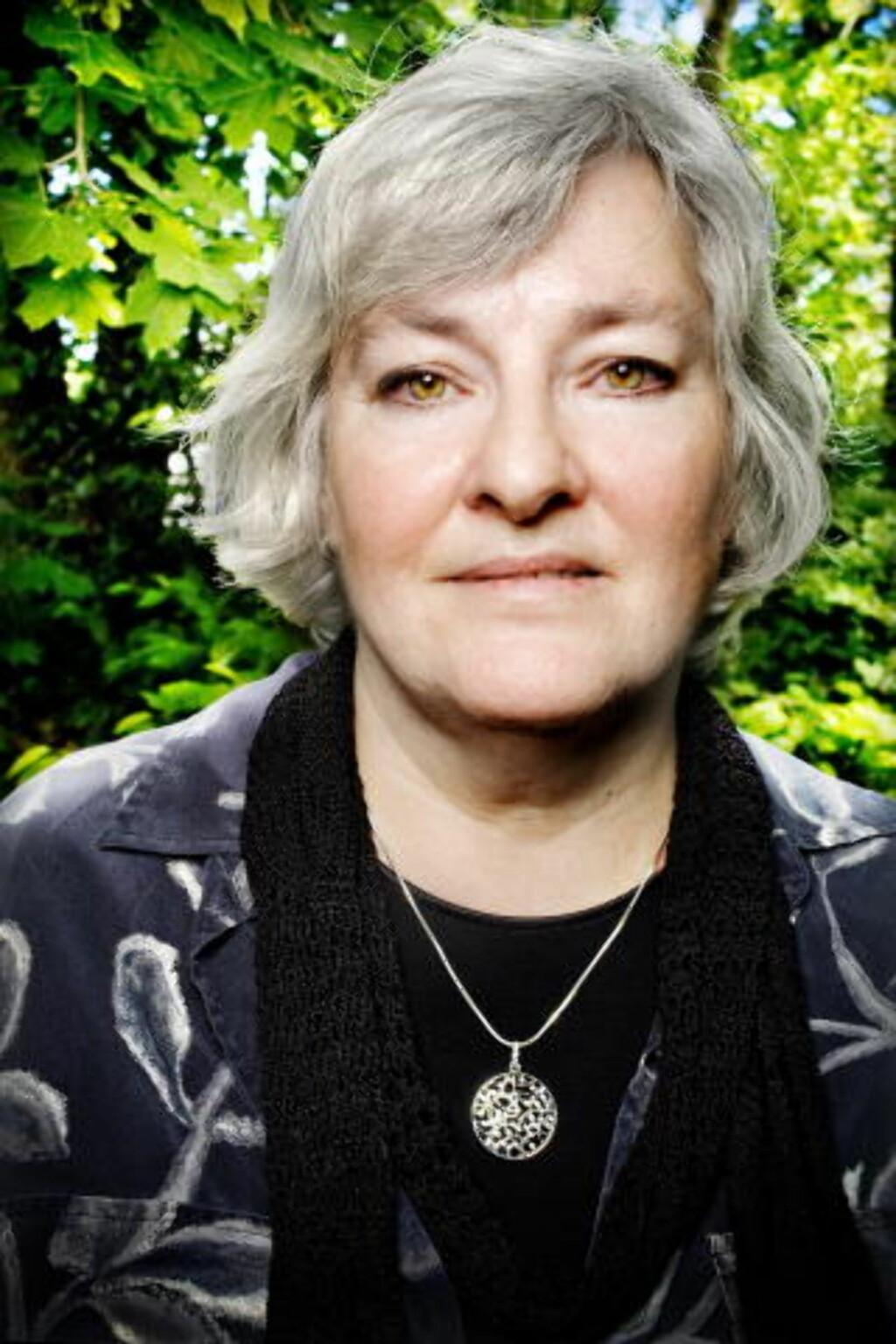 FIKK ÅRETS PRIS: Nina Karin Monsen. Foto: ANNIKEN MOHR