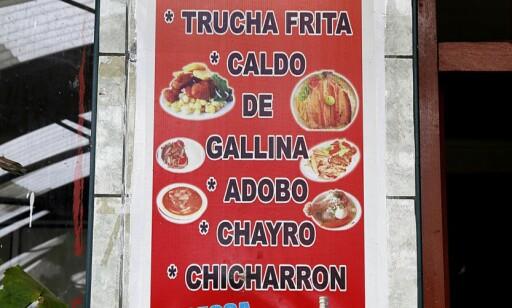 SAYALLA: I nabobyen er det baconcrisp som gjelder, med ulike formier for tilbehør.