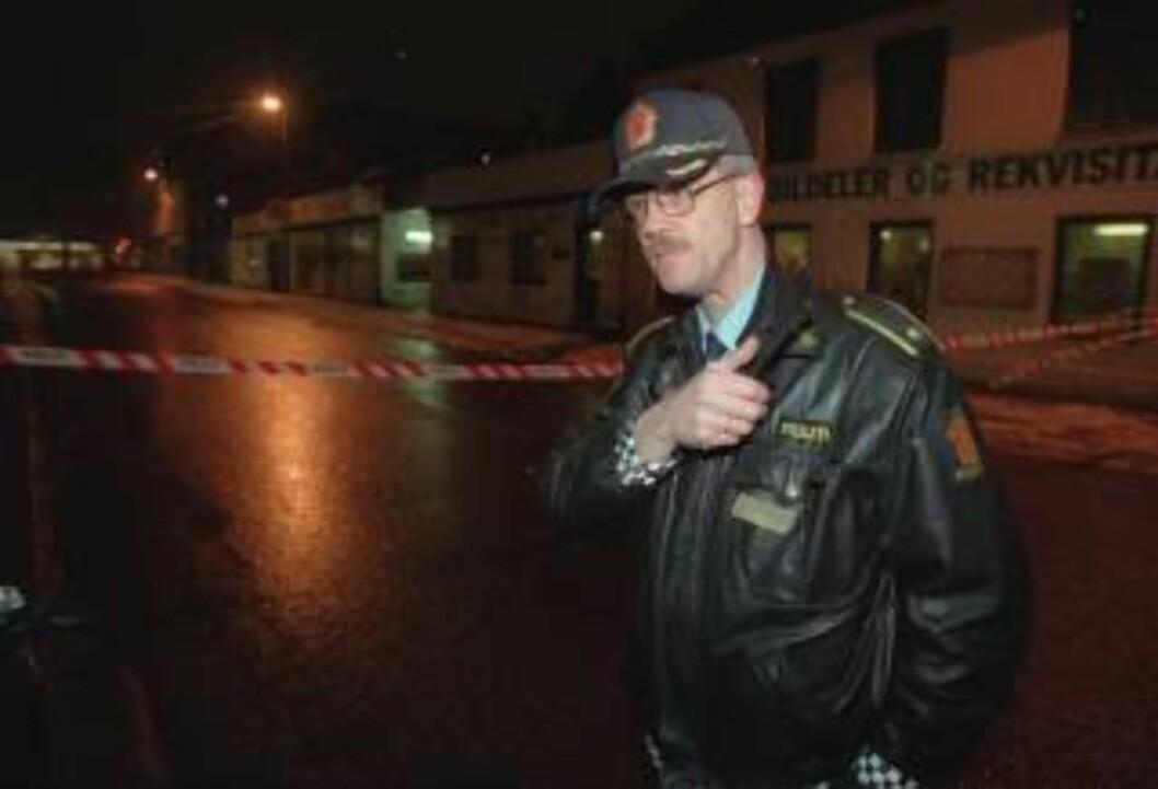 <strong>UTSPILL:</strong> Stasjonssjef ved Grønland politistasjon Kåre Stølen. Arkivfoto: Jon Eeg/Scanpix