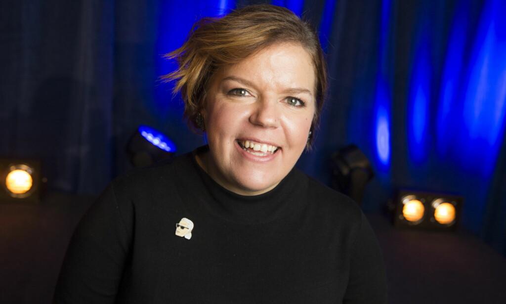 VAR FLAU: Komiker Else Kåss Furuseth røper overfor Dagbladet at hun i starten ikke turte å fortelle kollegene sine at hun gikk til psykolog. Foto: Håkon Mosvold Larsen / NTB scanpix