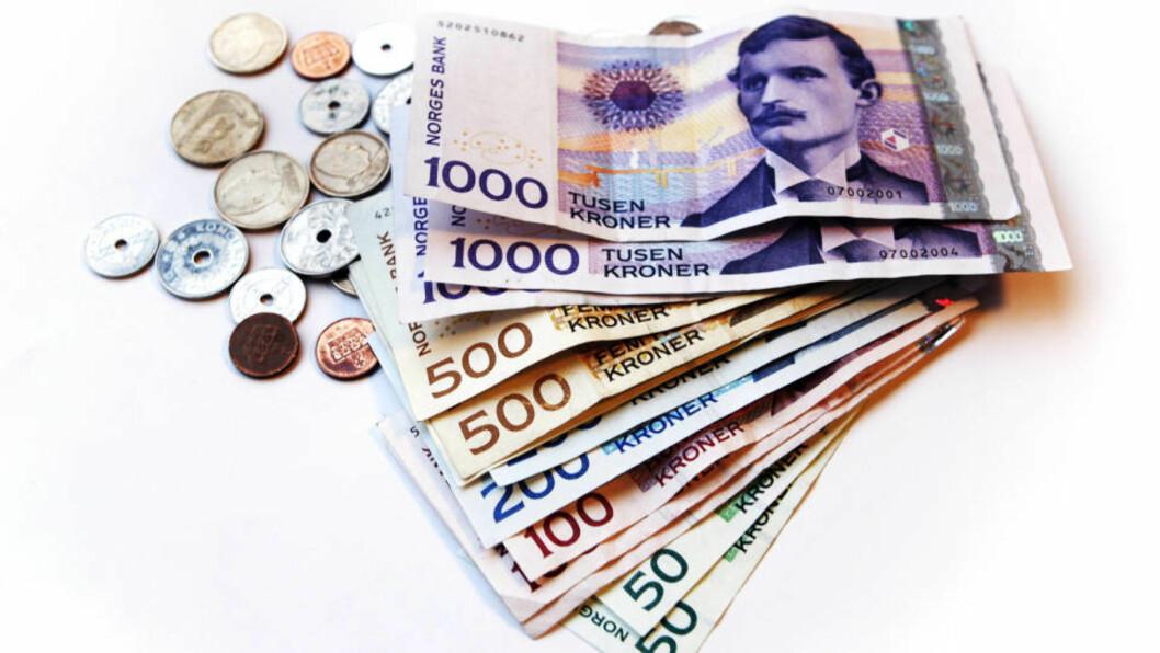 <strong>BILLIGERE LÅN:</strong> Hvis DnB NORs prognoser er riktige vil norske låntakere få betydelig lavere renteutgifter neste år. Foto:  Gorm Kallestad  / SCANPIX .