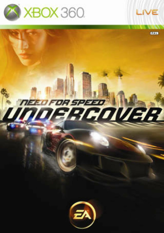 Bånn gass i nye «Need for Speed»