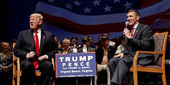 image: Trump har valgt CIA-sjef, justisminister og nasjonal sikkerhetsrådgiver