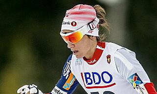 GOD: Heidi Weng. Foto: Bjørn Langsem / Dagbladet