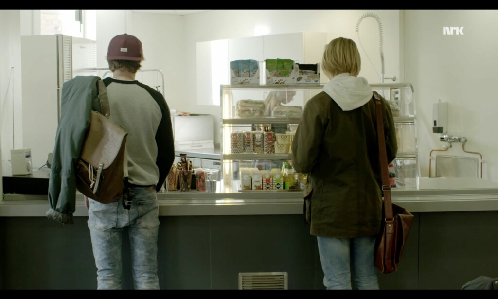 Ostesmørbrød, minutt for minutt. Foto: NRK