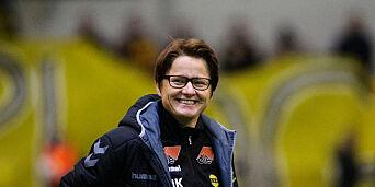 image: NFF har sett seg ut seks kandidater som ny landslagssjef. Trolig er ingen av dem trenerstjerna Monica Knudsen