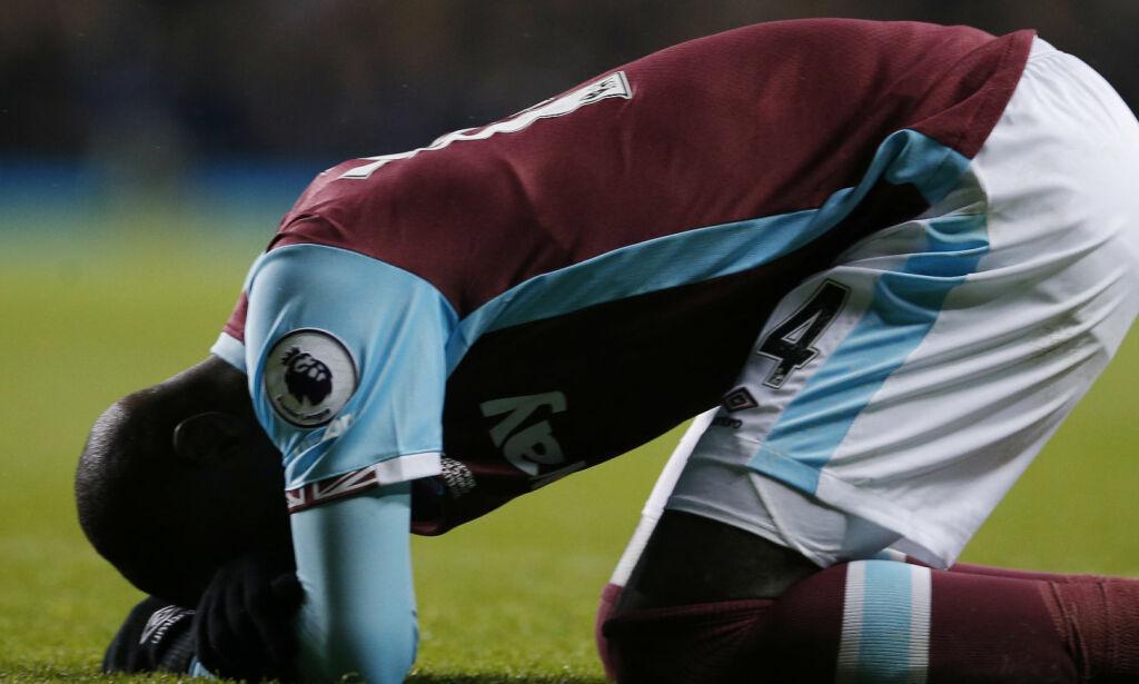 image: West Ham ledet 2-1 mot Tottenham etter 85 minutter. Så kom Håvard Nordtveit innpå
