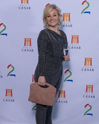 GJENGANGER: Rudy har vært med i Hotel Cæsar i over 12 år. Det er hun takknemlig for. Foto: TV 2