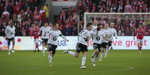 image: Vi fulgte cupfinalen: RBK vant 4-0 mot KIL