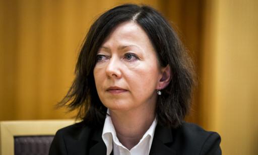 ETTERFORSKER: Liv Øyen, leder for etterforskingsavdeling Øst-Norge i Spesialenheten. Foto: Erlend Aas / NTB scanpix