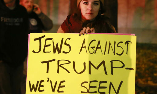 Donald Trump fremmer antisemittismen