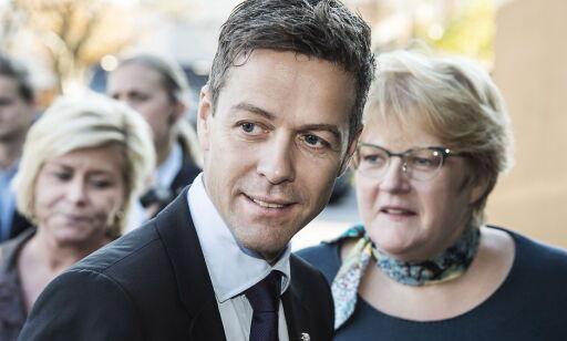 image: KrF sier nei til budsjettforslag fra både Venstre og regjeringen