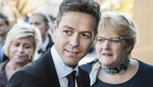 KrF sier nei til budsjettforslag fra både Venstre og regjeringen