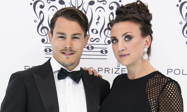 TRETTEN ÅR YNGRE KJÆRESTE: Camilla Läckberg har vært sammen med Simon Sköld siden sommeren 2014. Foto: FERNVALL LOTTE  / Aftonbladet / IBL Bildbyrå