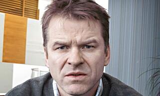 - NOE ER GALT: Forbundsleder Sigve Bolstad i Politiets Fellesforbund. Foto: Gunnar Hultgreen