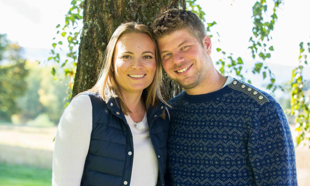 PRØVDE Å FINNE TID: Sondre Stubrud og Katrina Davis. Foto: Espen Solli / TV 2