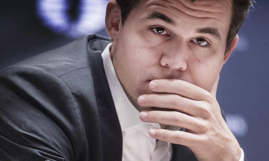 image: Profiler reagerer etter at Carlsen plutselig raste ut av salen: - Vis respekt