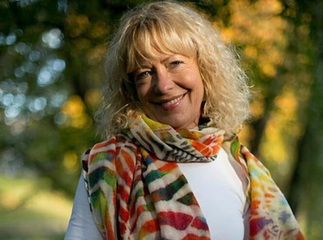 <strong>TERAPEUT:</strong> Margrete Wiede Aasland holder blant annet gruppeterapi for menn som har forgrepet seg seksuelt på barn. Foto: Privat