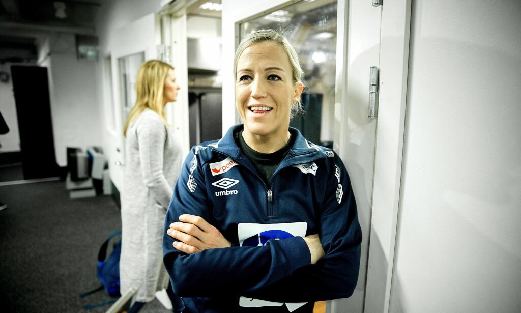 "TIL HAMAR? Györ-proff Heidi Løke er høyaktuell for en overgang til Storhamar. Det skriver Hamar Arbeiderblad. <span style=""background-color: initial;"">&nbsp;Foto: Bjørn Langsem / Dagbladet</span>"