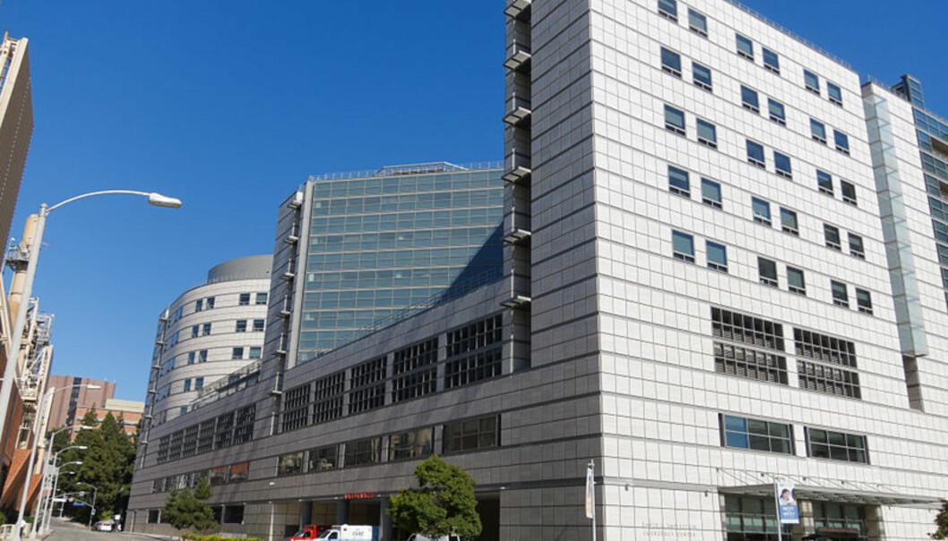 PRESTISJE-SYKEHUS: UCLA Medical Center regnes ifølge Wikipedia som det tredje beste sykehuset i USA. FOTO: Wikipedia/kingofhearts