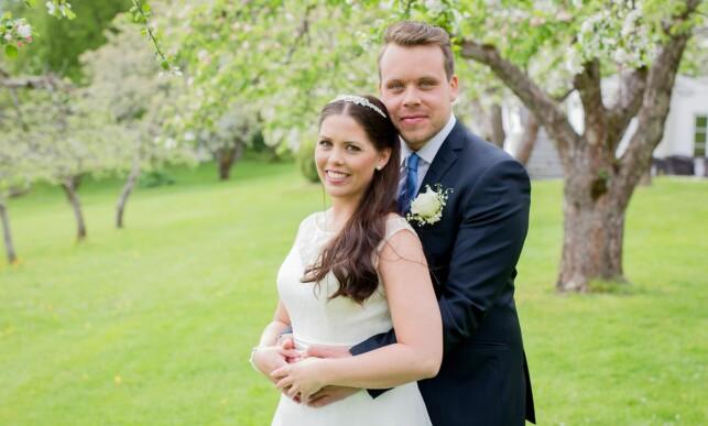 SEPARERT: Cathrine Servold (27) og Stian Martinsen (28). Foto: Christine Heim / TVNorge