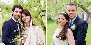 image: Slik gikk det med årets par fra «Gift ved første blikk»