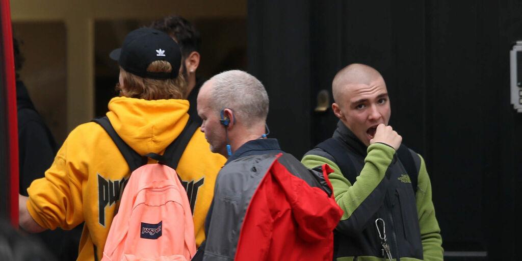 image: Madonnas sønn arrestert i narkotika-aksjon