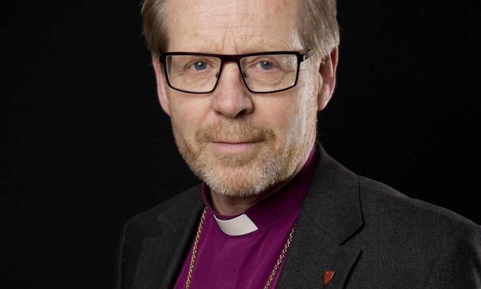 BISKOP: Halvor Nordhaug er biskop i Bjørgvin bispedømme, med bispesete i Bergen. Foto: Håkon Mosvold Larsen / NTB Scanpix