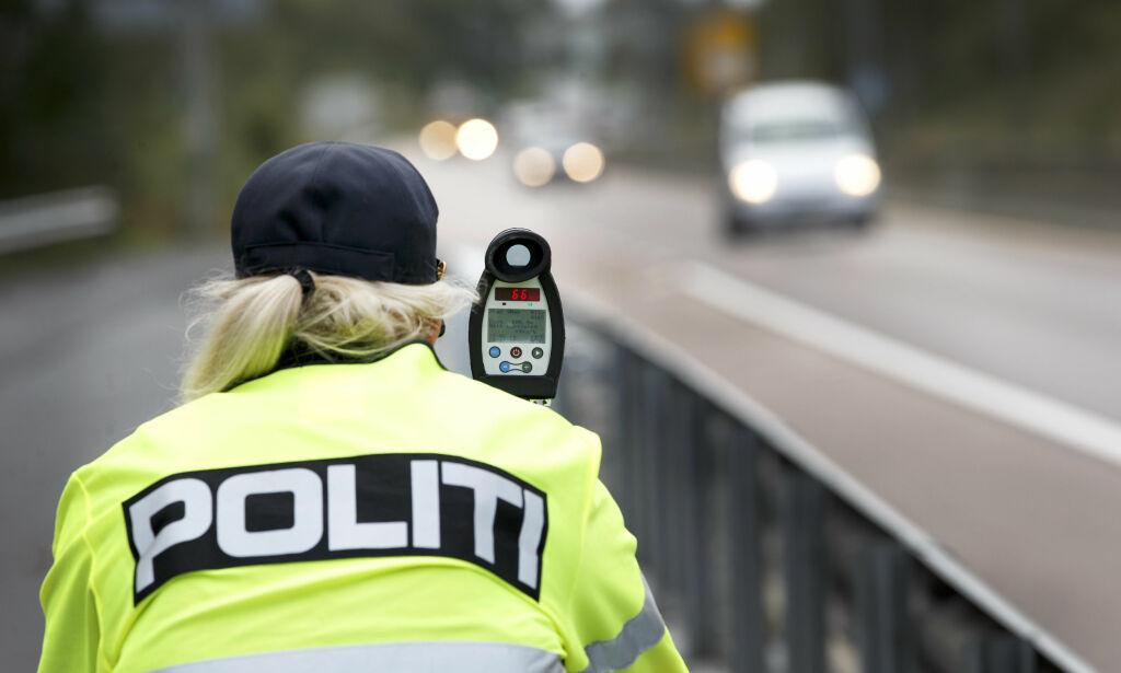 image: Så mye har du å gå på i fartskontroller