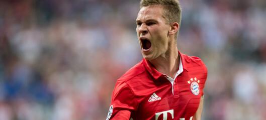 Bayerns supertalent må fortsatt klype seg i armen:- Alt gikk så fort