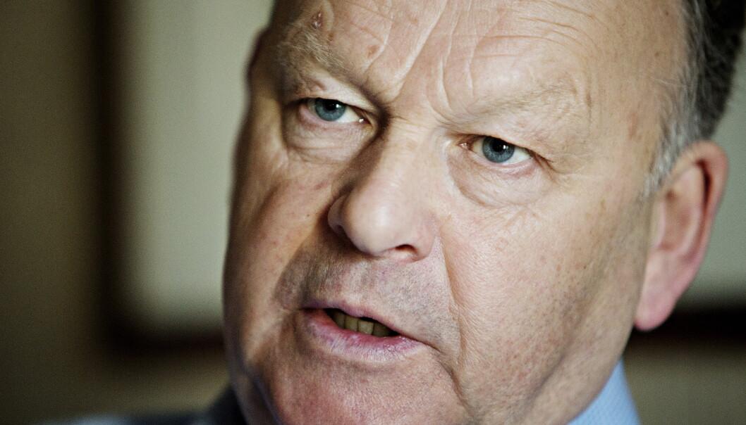 <strong>ETTERFORSKER:</strong> Finn Abrahamsen ledet voldsavsnittet i Oslo da Tostrup Bråten ble drept. Foto: Nina Hansen / Dagbladet