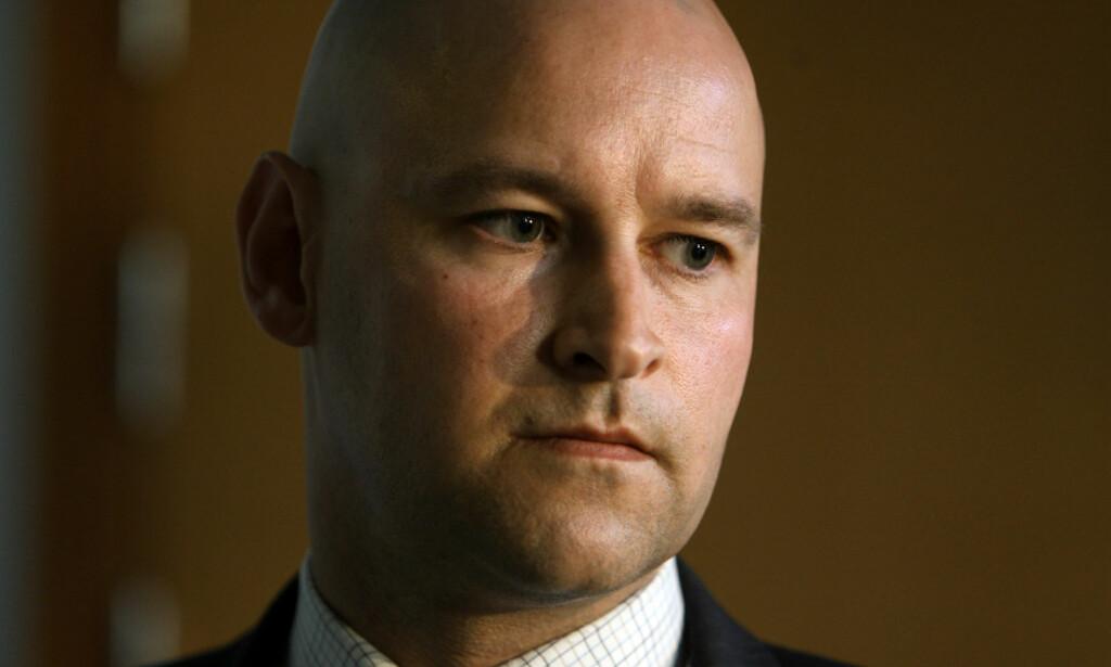 FORSVARER MANNEN: Advokat  Vidar Lind Iversen. Foto: Håkon Mosvold Larsen / NTB Scanpix