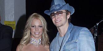 Ler av denim-fortiden med Britney