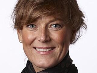 GENERALSEKRETÆR: Grete Herlofsen.