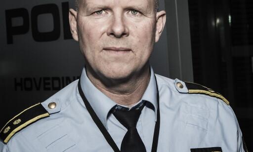 OP DUCK: Roy Hoøen ledet «Op Duck». Han ble sjokkert av omfanget og innholdet overgrepsmateriale etterforskningsgruppen fant.