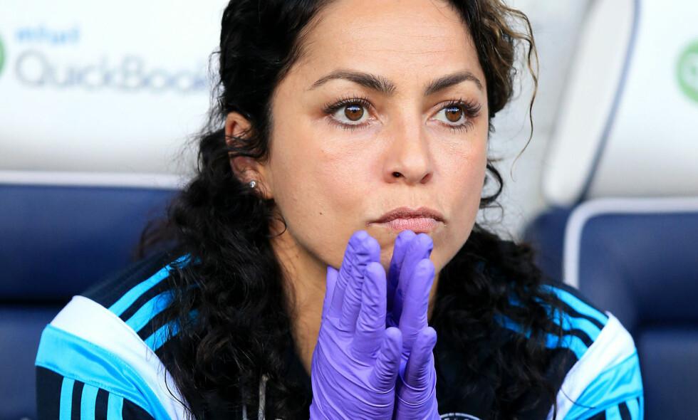 TRUET: Eva Carneiro forteller at hun har mottatt voldtekts- og drapstrusler i etterkant av saken hun førte mot Chelsea og José Mourinho. Foto: NTB Scanpix