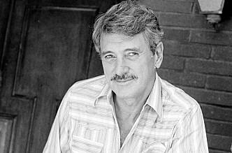 GIKK BORT I 1985: Tre måneder etter at Rock Hudson fortalte at han var hivpositiv, døde skuespilleren. Foto: NTB Scanpix