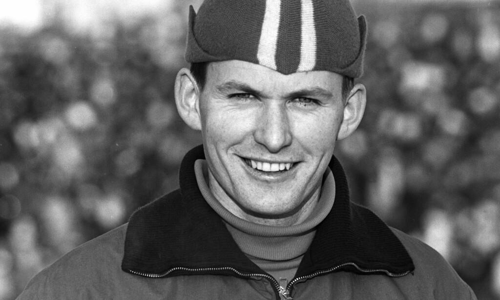 """GÅTT BORT: Den tidligere skøytesprinteren Alv Gjestvang ble 79 år gammel. Lørdag døde han hjemme på Lillehammer etter å ha slitt med kreftsykdom i lang tid. &nbsp;<span style=""""background-color: initial;"""">Foto: Ivar Aaserud / Aktuell / SCANPIX</span>"""