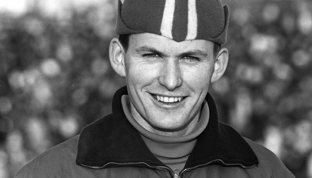 """<strong>GÅTT BORT:</strong> Den tidligere skøytesprinteren Alv Gjestvang ble 79 år gammel. Lørdag døde han hjemme på Lillehammer etter å ha slitt med kreftsykdom i lang tid. &nbsp;<span style=""""background-color: initial;"""">Foto: Ivar Aaserud / Aktuell / SCANPIX</span>"""