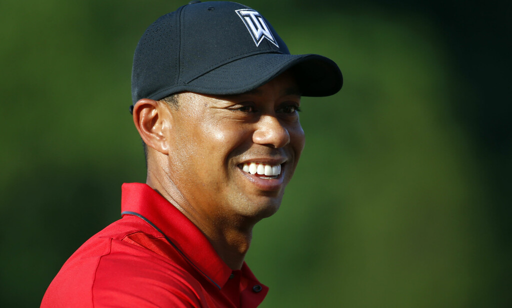 RETUR: Tiger Woods. Foto: AP Photo/Patrick Semansky