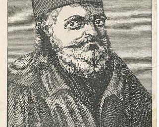 ALKYMIST: Nicholas Flamel var en alkymist som levde på 1300-tallet. Det sies at han klarte å lage «de vises sten», og at han og hans kone Perenelle oppnådde evig liv. Foto: Mary Evans Picture