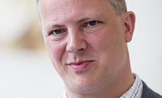 SAMFERDSELSMINISTER: Ketil Solvik-Olsen.
