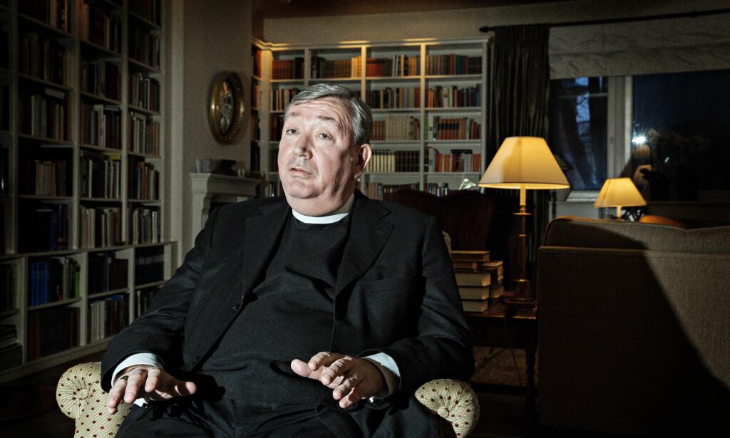 HENLAGT: Bedragerisiktelsen mot Bernt Eidsvig er henlagt. Foto: Nina Hansen / Dagbladet