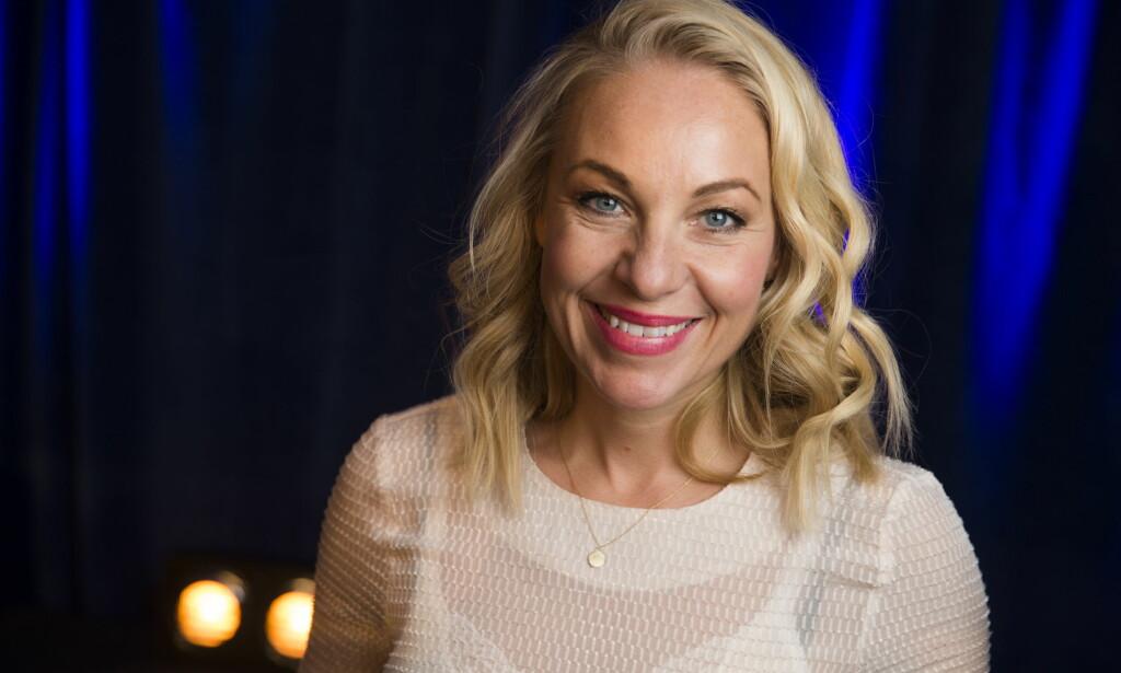 LETTER PÅ SLØRET: Skuespiller Janne Formoe forteller for første gang om hvordan hun møtet sin nye kjæreste. Foto: Håkon Mosvold Larsen / NTB scanpix