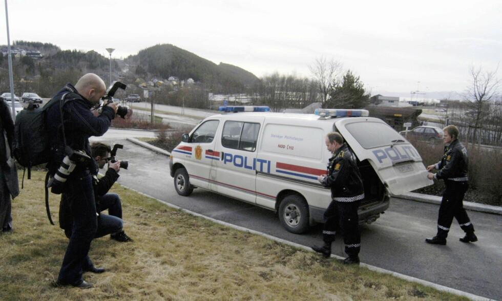 2003: Mannen, som i 2003 var 40 år, ble dømt til forvaring i 21 år og til å betale oppreisningserstatning på 200.000. Foto: Stian Manka / NTB Scanpix