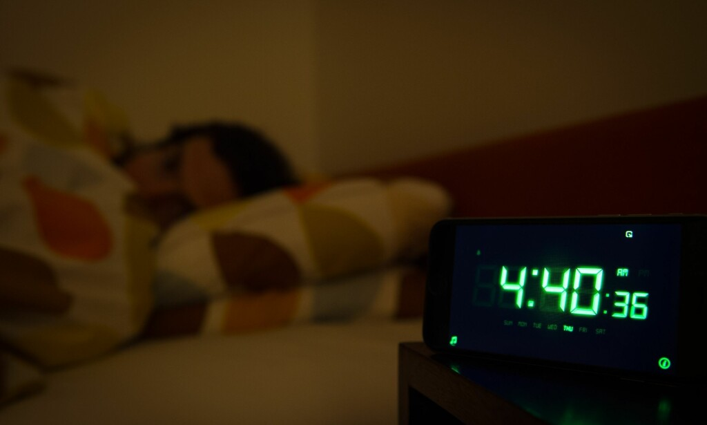 MARERITT: En ung kvinne våknet opp til at en fremmed mann satt på senga hennes. Nå er han dømt til 14 måneders fengsel. Foto: NTB Scanpix