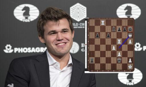 image: Magnus Carlsens siste trekk får ekspertene til å måpe: - Det er jo helt vilt