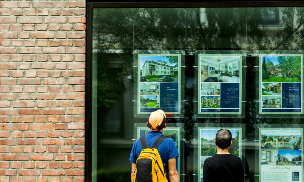 HØYT HENGER DE: Sparing til bolig gjennom BSU-ordningen gir flere fordeler. Ikke bare skattefradag, men også gjerne bedre avkastning enn å ha pengene på vanlig konto. Foto: Vegard Wivestad Grøtt / NTB scanpix