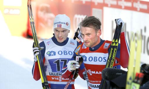 image: Vil ha Northug tilbake på landslaget: - Han kan ikke gi seg helt ennå