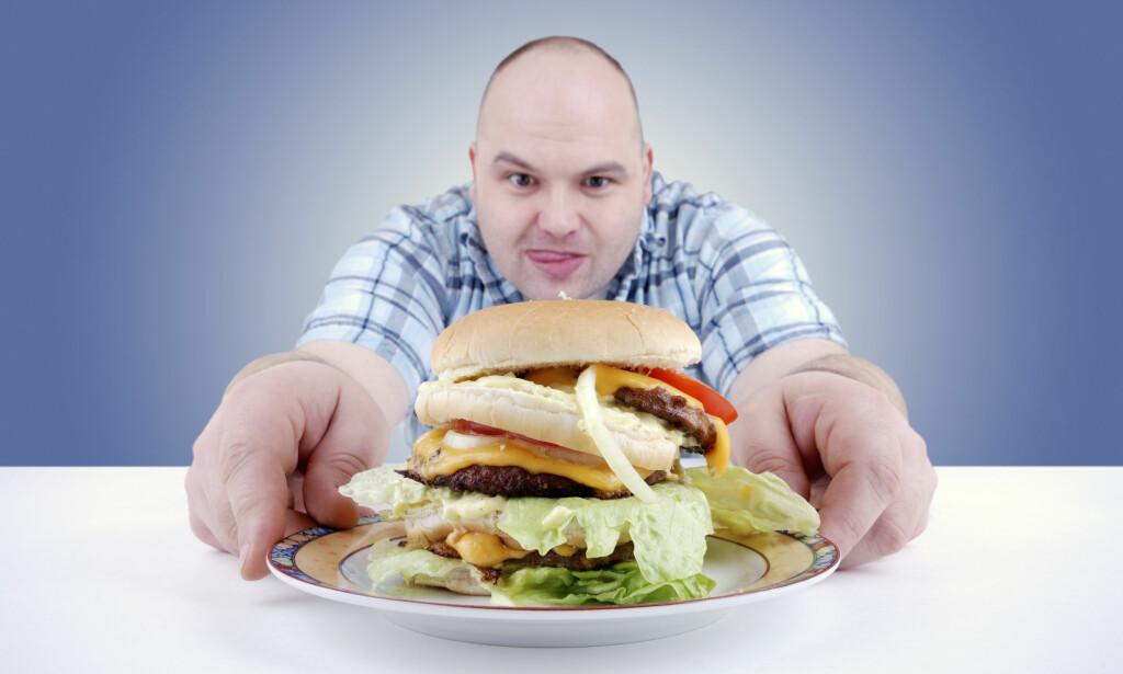 OPPSIKTSVEKKENDE RESULTATER: <b>Mange har trodd at et høyt inntak av fett i seg selv gir økt vekt og økt helserisiko. Ny norsk forskning tyder derimot op at mye mettet fett i kosten er mindre helseskadelig enn hva som er blitt hevdet.</b>&nbsp; &nbsp; Foto: Shutterstock / NTB Scanpix